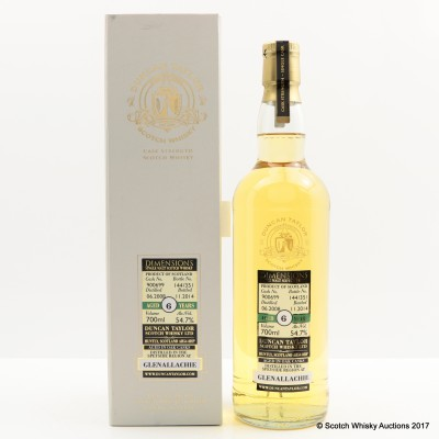 Glenallachie 2008 6 Year Old Duncan Taylor Dimensions