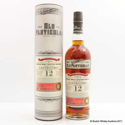 Glenrothes 2004 12 Year Old Old Particular