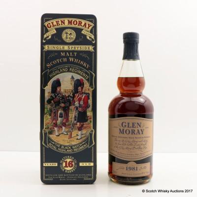 Glen Moray 1981 Single Cask #3661