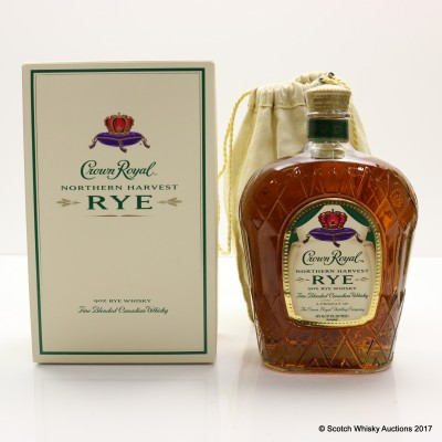 Crown Royal Northern Harvest Rye 1L