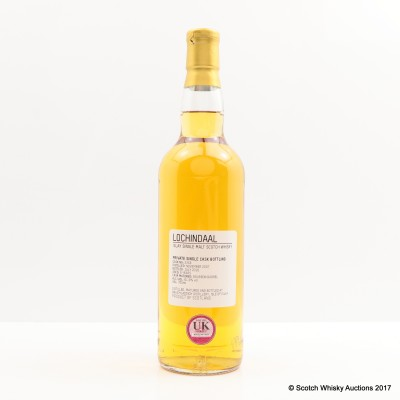 Lochindaal 2007 8 Year Old Private Single Cask