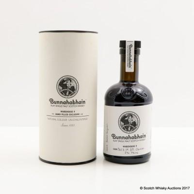 Bunnahabhain 8 Year Old Moine Single Cask Distillery Exclusive 20cl