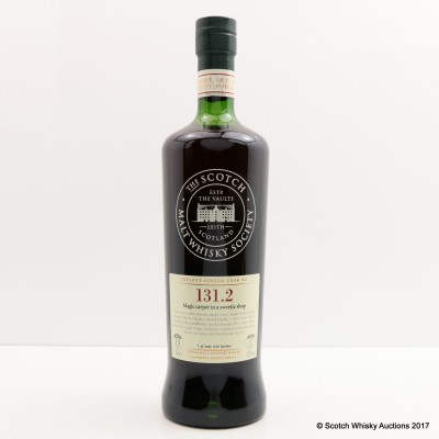SMWS 131.2 Hanyu 13 Year Old