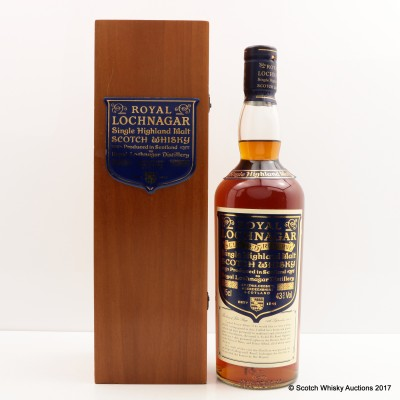 Royal Lochnagar Select Reserve 75cl