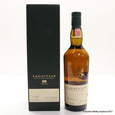 Lagavulin 2006 30 Year Old