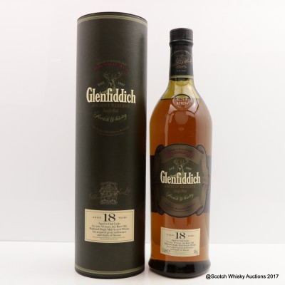 Glenfiddich 18 Year Old Ancient Reserve 1L