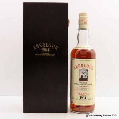 Aberlour 1964 25 Year Old 75cl