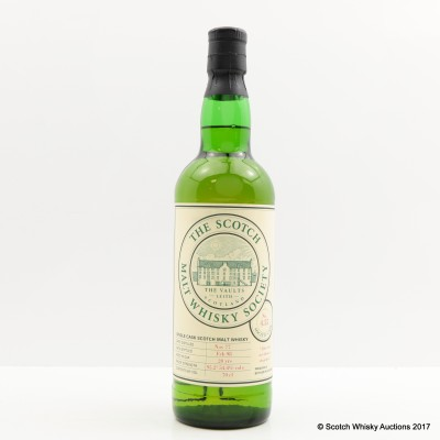 SMWS 4.55 Highland Park 1977 20 Year Old