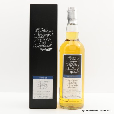 Aultmore 1992 15 Year Old Single Malts Of Scotland
