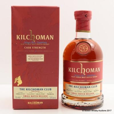 Kilchoman 2010 Small Batch Release For The Kilchoman Club 3rd Edition