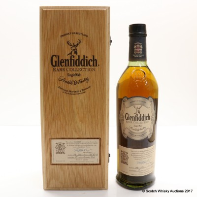 Glenfiddich 17 Year Old Rare Collection