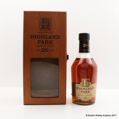 Highland Park 25 Year Old 75cl