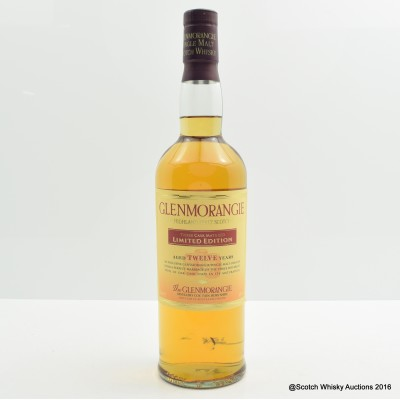 Glenmorangie 12 Year Old Limited Edition