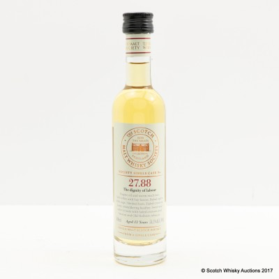 SMWS 27.88 Springbank 13 Year Old 10cl