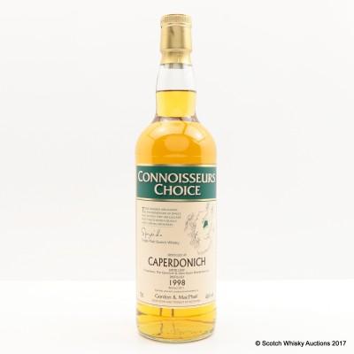 Caperdonich 1998 Connoisseurs Choice