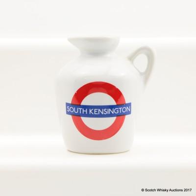 Macallan 10 Year Old Underground Series South Kensington Ceramic Mini 5cl