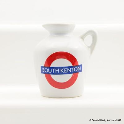 Macallan 10 Year Old Underground Series South Kenton Ceramic Mini 5cl
