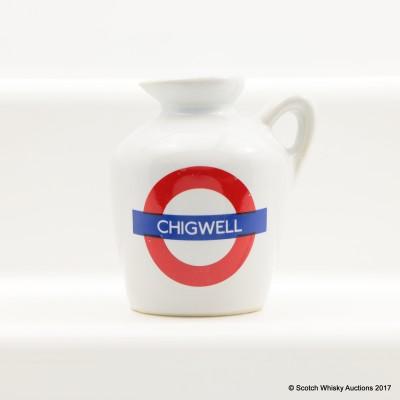 Macallan 10 Year Old Underground Series Chigwell Ceramic Mini 5cl