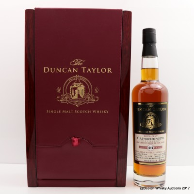 Caperdonich 1992 23 Year Old Duncan Taylor