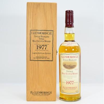 Glenmorangie 1977 Vintage 2003 Release