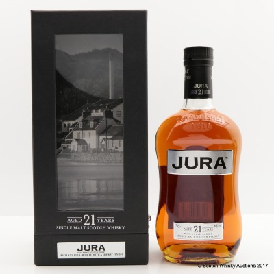 Jura 21 Year Old 200th Anniversary