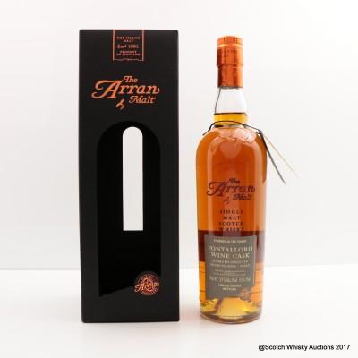 Arran Fontalloro Wine Cask Finish