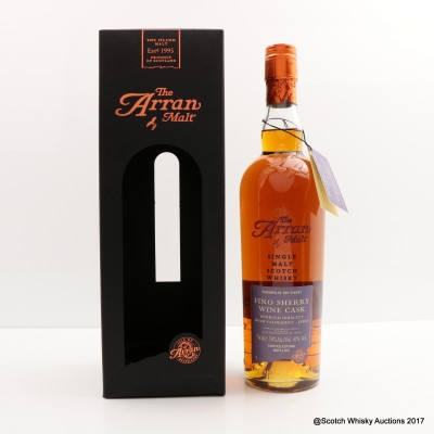 Arran Fino Sherry Finish
