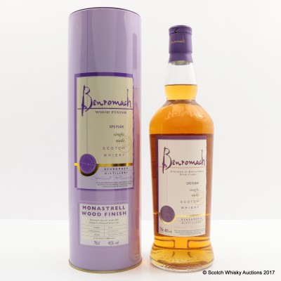 Benromach 2002 Monastrell Wood Finish
