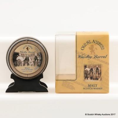 Old St Andrews Whisky Barrel Mini 5cl