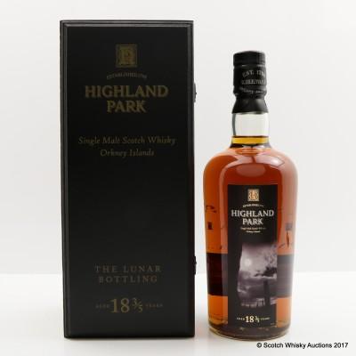 Highland Park Lunar Bottling