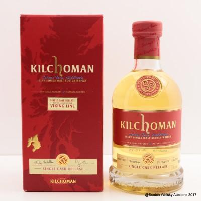 Kilchoman 2010 Single Cask Release for Viking Line