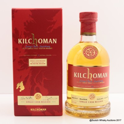 Kilchoman 2007 Single Cask Release for The Nectar