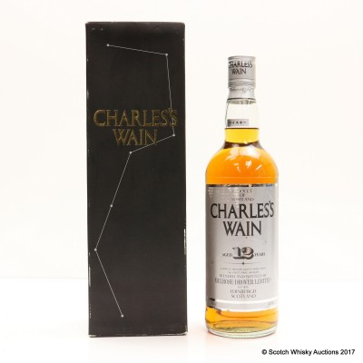 Charles's Wain 12 Year Old