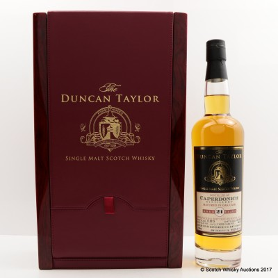 Caperdonich 1992 21 Year Old Duncan Taylor