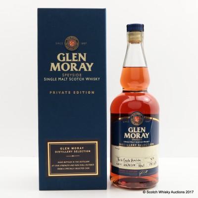 Glen Moray 2011 Hand Filled Port Finish