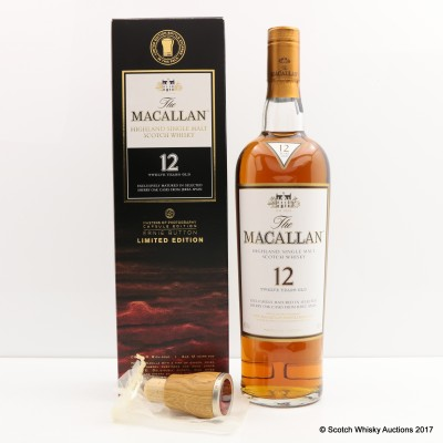 Macallan 12 Year Old Masters of Photography Ernie Button