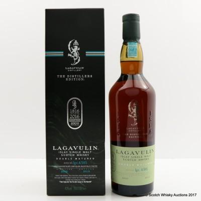 Lagavulin 2000 Distillers Edition