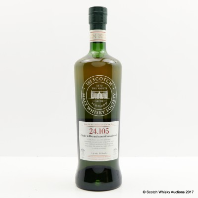 SMWS 24.105 Macallan 23 Year Old