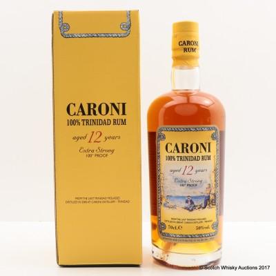 Caroni 2000 12 Year Old Trinidad Rum