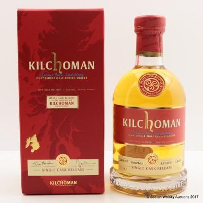 Kilchoman 2007 Single Cask Distillery Exclusive