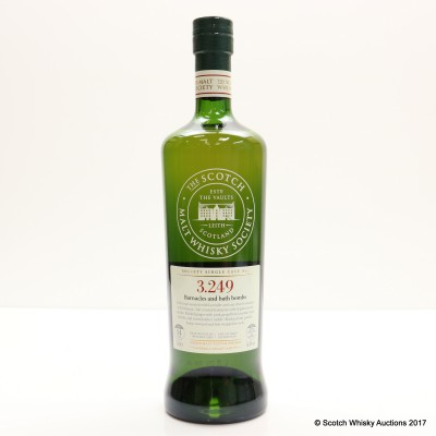 SMWS 3.249 Bowmore 2001 14 Year Old