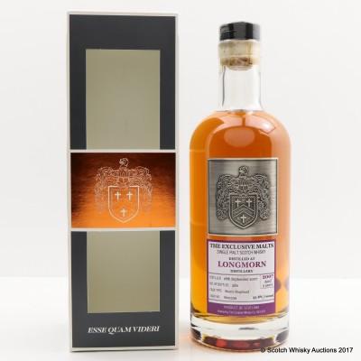 Longmorn 2007 9 Year Old Creative Whisky Co