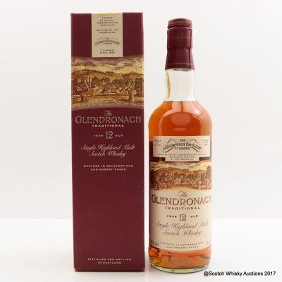 GlenDronach 12 Year Old Old Style
