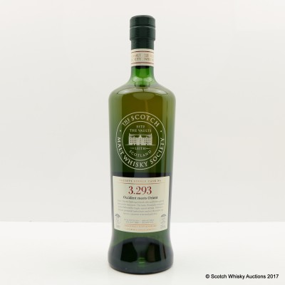 SMWS 3.293 Bowmore 1999 17 Year Old