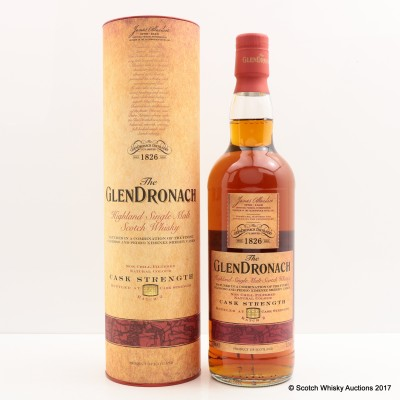 Glendronach Cask Strength Batch #2