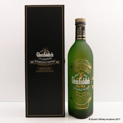 Glenfiddich Centenary Edition 75cl