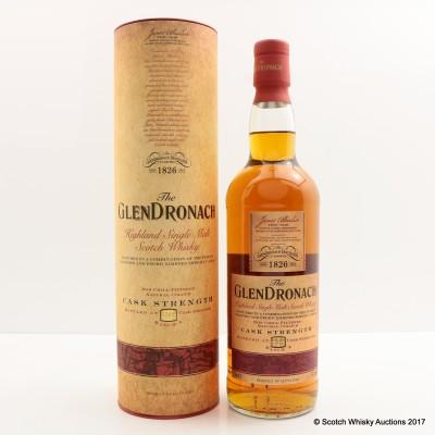 GlenDronach Cask Strength Batch #4