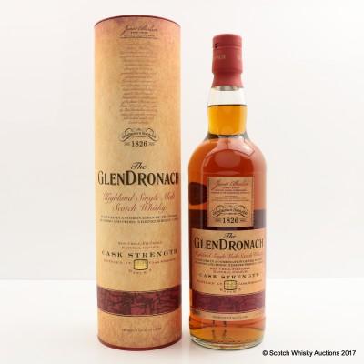 Glendronach Cask Strength Batch #2