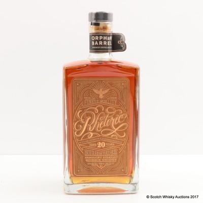 Orphan Barrel Rhetoric 20 Year Old Kentucky Straight Bourbon 75cl
