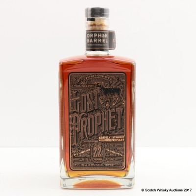 Orphan Barrel Lost Prophet 22 Year Old Kentucky Straight Bourbon 75cl